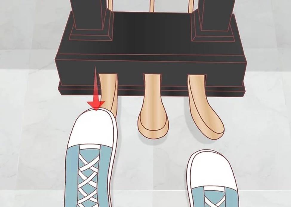 پدال پای چپ در پیانو